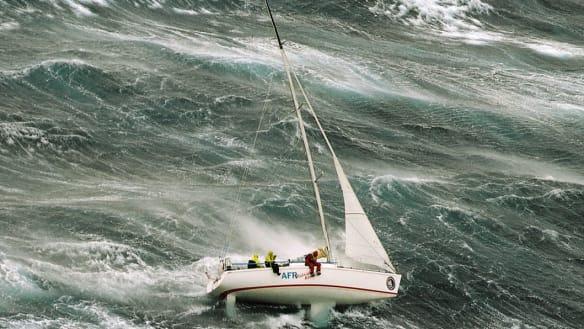 Surviving the 1998 Sydney to Hobart superstorm