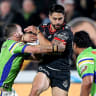 Warriors veterans call for cool heads in NRL finals