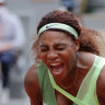 Serena Williams loses at French Open, Federer withdraws