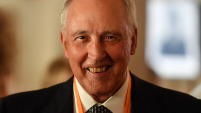 'Should be rationalisation': Paul Keating pushes for super funds to merge