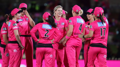 'Australia is leading the way': CA walk the walk with WBBL