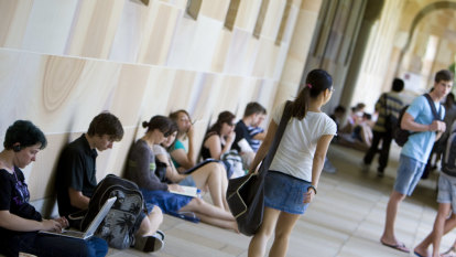 The region sending more students to Queensland than ever before