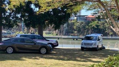 Mystery body found floating in Brisbane River not yet identified