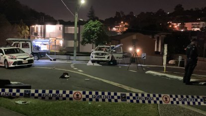 Man dies after being stabbed in the back in inner-Brisbane street