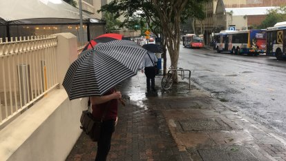 More SEQ showers as parts of Queensland see highest rainfall in months