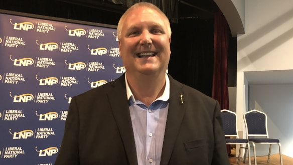 Former Newman government MP to contest wafer-thin federal byelection