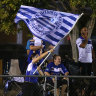 Fans of Darwin soccer club Hellenic AC will be the first in Australia to be able to return to grandstands on Friday night.