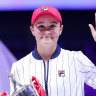 Barty 'needs a few beers on the couch' to comprehend extraordinary 2019