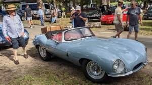 The Auto Brunch will be held in scrappy parklands to Sydney's north.