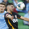 Fornaroli savours City fan adoration while inflicting defeat on Melbourne