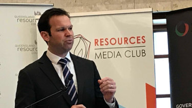 Federal Resources Minister Matt Canavan called on the Queensland government to immediately approve the expansion.