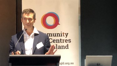 Queensland Anti-Discrimination Commissioner Scott McDougall will become the new Human Rights Commissioner later this year.
