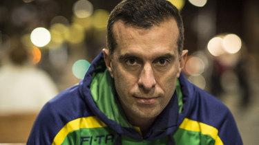 Matt Cecchin ... The NRL referee will retire at the end of the season.