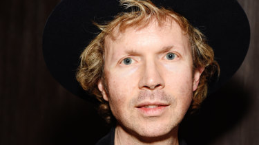 Beck's Hyperspace is subtle and existential.