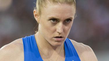 Australian champion Sally Pearson.