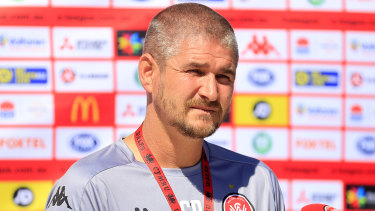 Carl Robinson only joined the Wanderers in October, but has already ruffled feathers throughout the league.