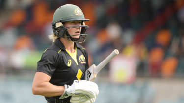 Ellyse Perry is confident Australia will be 'humming' when the World Cup starts on February 21.
