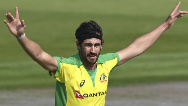 Mitchell Starc took 5-48 as Australia's opening bowlers steamrolled the Windies' top order.
