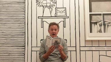 Brisbane-based author Nick Earls is one of nine wordsmiths taking part in The Storytellers at the Museum of Brisbane.