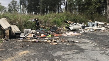Brisbane City Council is cracking down on illegal dumping.