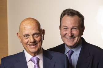 Solomon Lew and Mark McInnes have delivered yet another record result for Premier Investments.