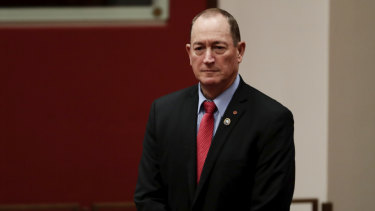 Just who does Senator Fraser Anning represent?