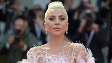 Lady Gaga hits out at Mike Pence over US government shutdown.