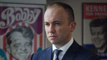 Better Regulations Minister Matt Kean.