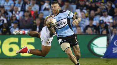 """I've copped a lot of brunt for the things I've done"": Josh Dugan"