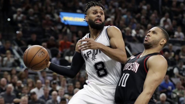 Patty Mills is now in his 10th NBA season.