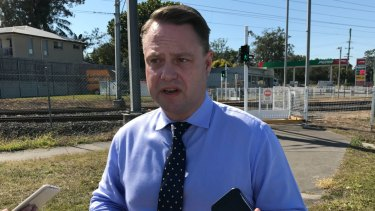 Lord Mayor Adrian Schrinner wants the Brisbane Metro to extend all the way to Brisbane airport