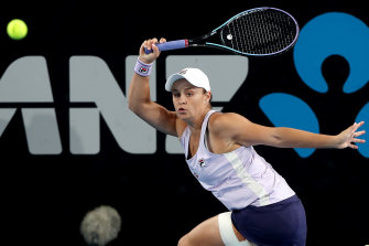 World No.1 Ashleigh Barty is out of next week's Qatar Open.