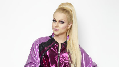 Dicey Topics: Drag Queen Courtney Act talks bodies, death and sex