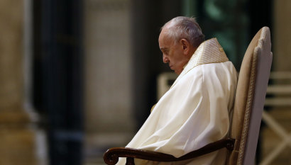 Vatican told whistleblower priest to be a hostile witness: friend