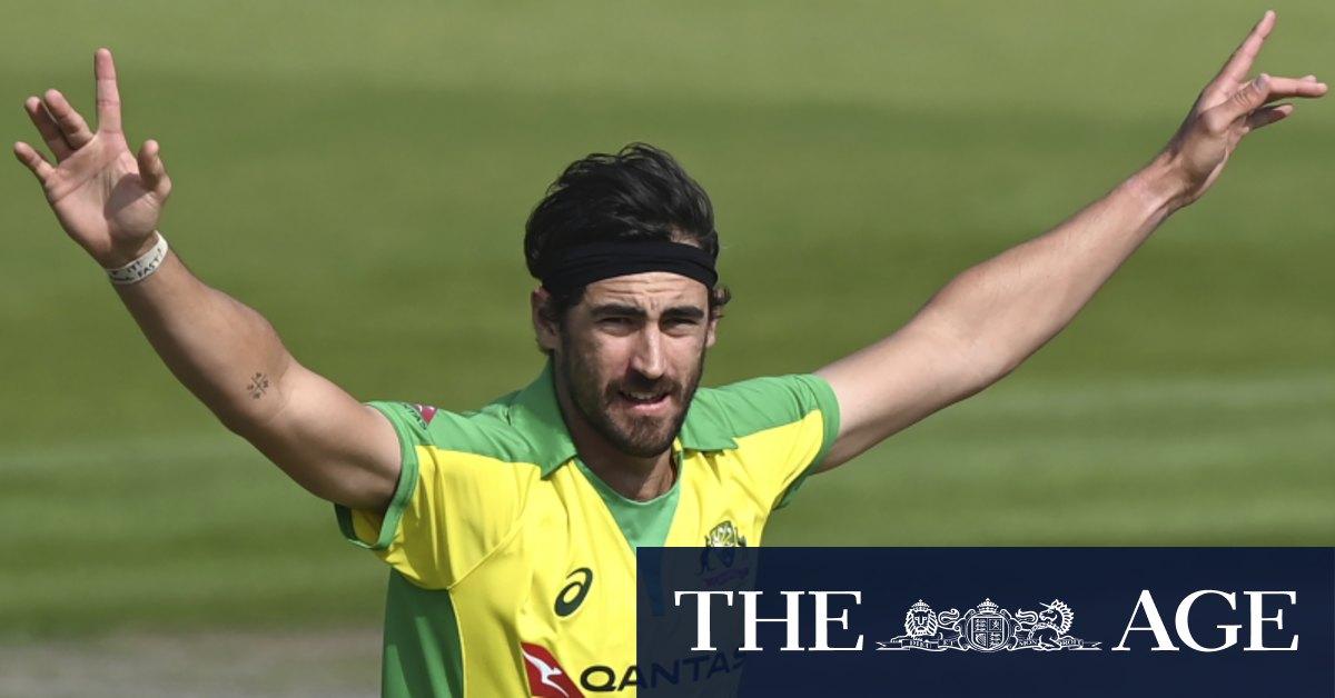 Starc and Hazlewood destroy Windies top order as Australia win series opener