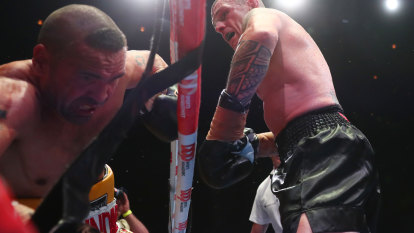 'I'm just going to sail into the sunset': Mundine calls time