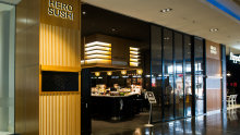 Hero Sushi admitted it was offering the illegal rates to keep wages at 25 per cent of sales.