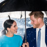 'Taking millions' or uplifting?: Sussexes get their podcast on