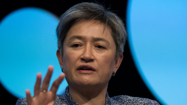 Labor's foreign affairs spokeswoman Penny Wong has called for deeper engagement with global bodies.