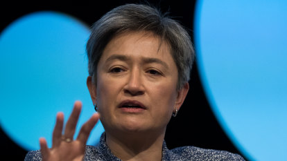 Australia needs to take leadership role in face of US-China contest: Wong