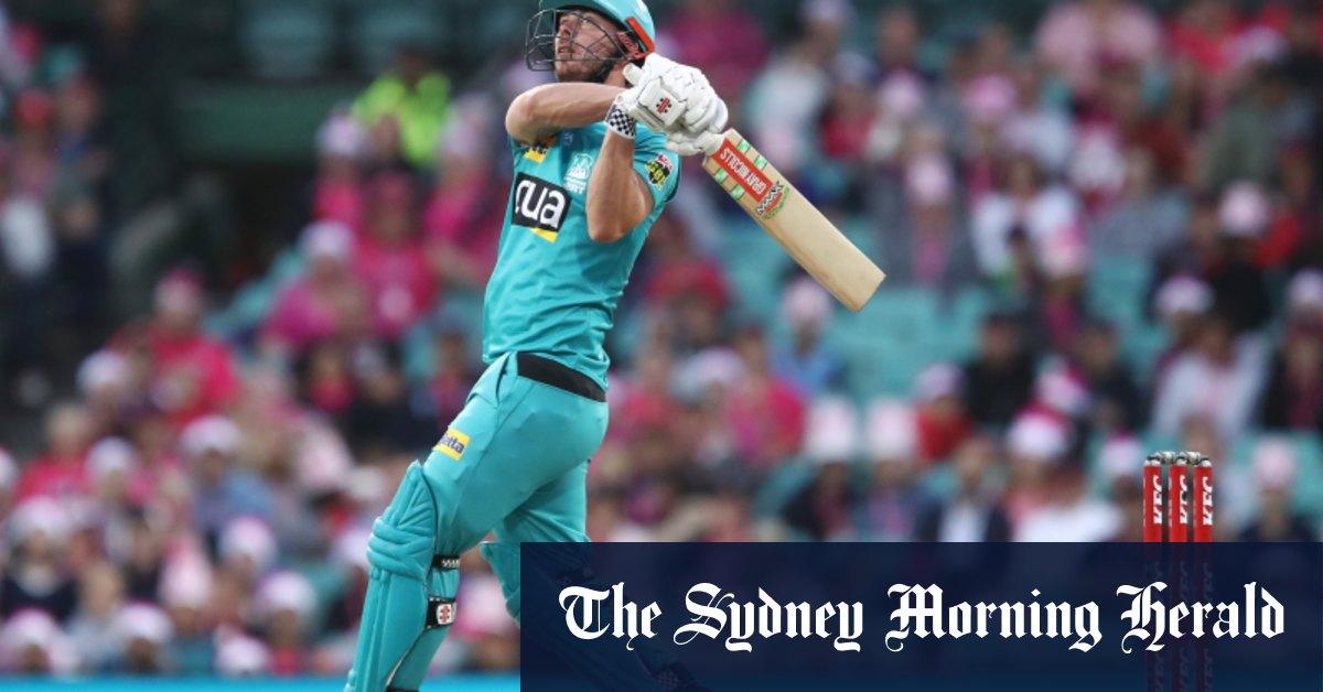 Big Bash League Cricket 2020 Brisbane Heat Pair Suspected Of Bubble Breach