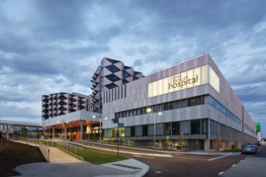 Fiona Stanley hospital was built with potentially dangerous cladding.