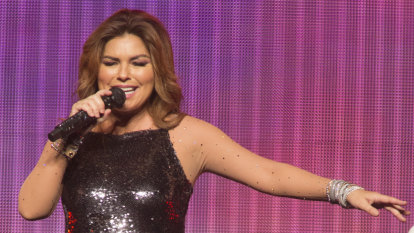 Shania Twain comes on over for first Brisbane show in 19 years
