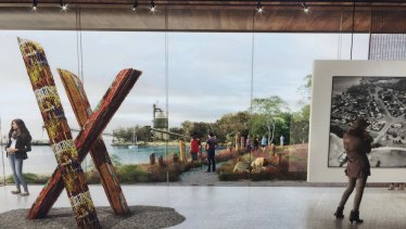 The Minjerribah Cultural Centre at Dunwich will begin construction early in 2019.