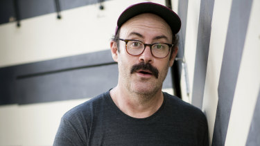 Comedian Sam Simmons brings his  sublimely silly show to the Sydney Opera House.