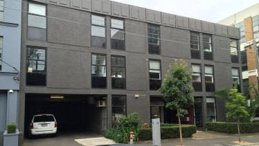 The Appel family sold their South Melbourne office at 18-22 Thomson Street.