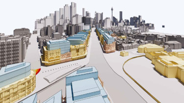 The City of Sydney Council is proposing changes to its planning rules to allow for taller buildings along Oxford Street, in a bid to transform the tired strip into a massive cultural and creative precinct.