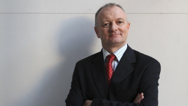 Veteran ABC election analyst Antony Green.