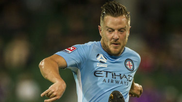 Scott Jamieson will return soon for Melbourne City.