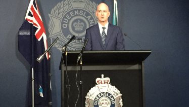 Detective Superintendent Roger Lowe said the nine people who met at the shopping centre all knew each other.